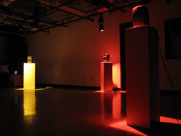 Space and Lighting for Fives