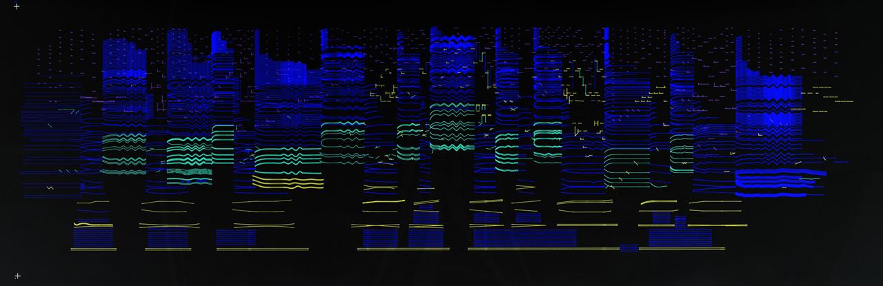 <em>Synthetic Skyline</em> Reprise Inverted